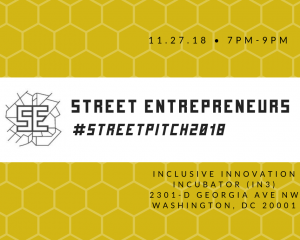 Mindhatch supports #StreetPitch2018