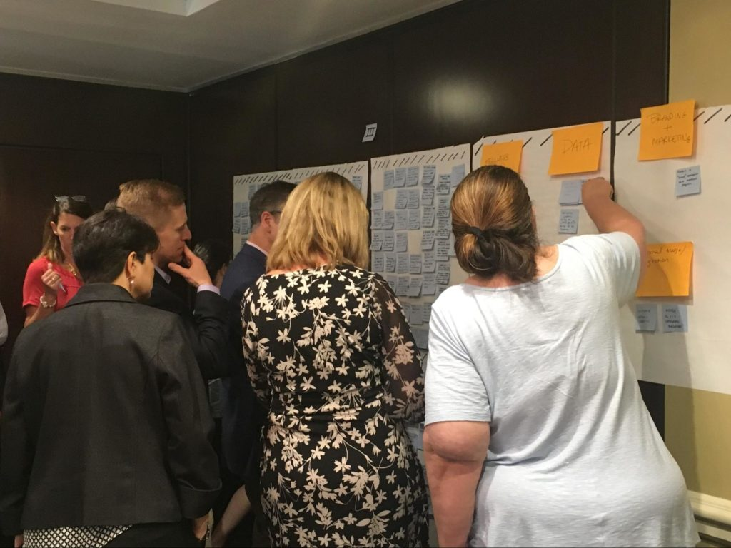Design Thinking Accelerates Collaborative Innovation at a Pioneering Transit Agency