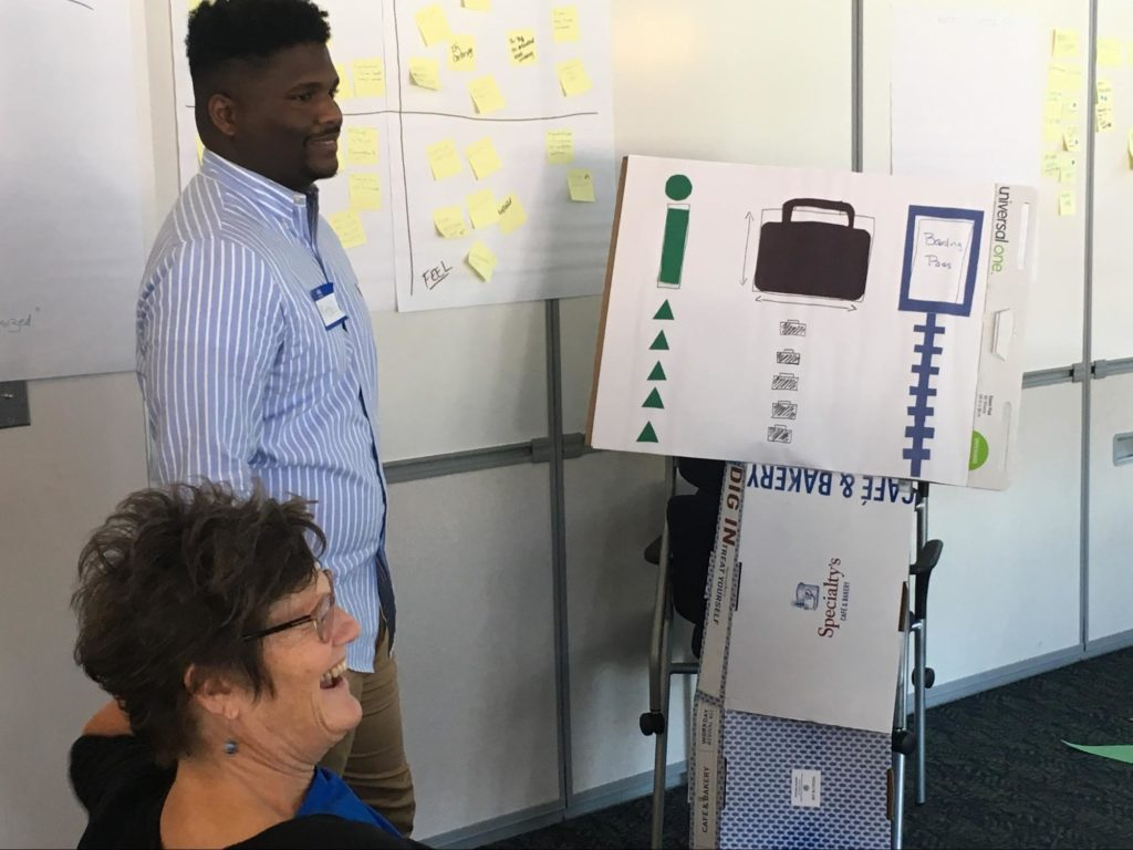 Design Thinking Accelerates Collaborative Innovation at a Pioneering Transit Agency3