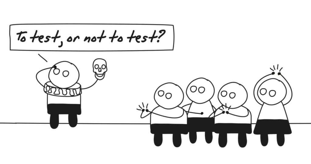 test design thinking