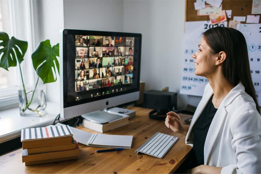 inclusive virtual meeting